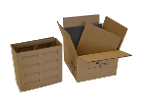 Custom Corrugated Foam Inserts
